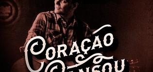 """Michel Teló comemora sucesso no YouTube e lança """"Coração Cansou""""…"""