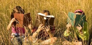 Os benefícios de ler diariamente…