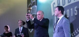 Inter recebe seis prêmios na seleção dos melhores do Gauchão 2015…