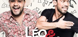 Léo & Raphael lançam primeiro disco da carreira…