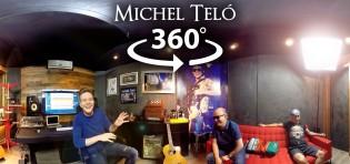 Michel Teló lança clipe 360º gravado em Barretos…