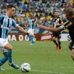 Sem gols, Grêmio empata com o Vasco no Maracanã…