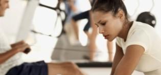 Ajude a prevenir lesões durante a ginástica…